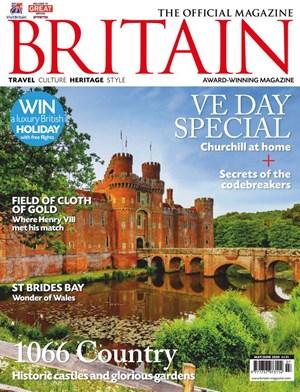 Britain Magazine   5/2020 Cover