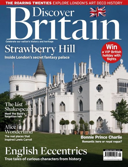 Discover Britain Cover - 4/1/2020