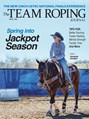 The Team Roping Journal   4/2020 Cover