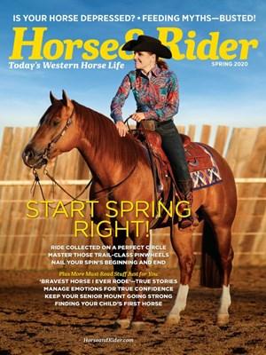 Horse & Rider Magazine | 3/2020 Cover