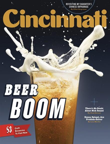 Cincinnati Cover - 4/1/2020