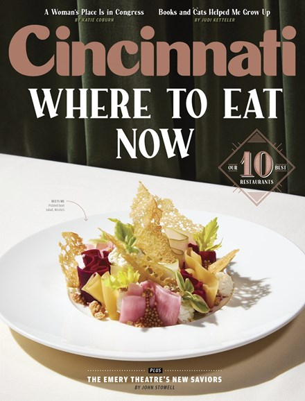 Cincinnati Cover - 3/1/2020
