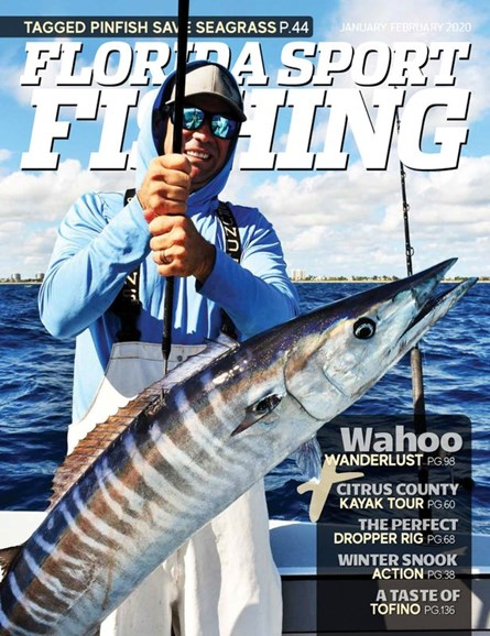 Florida Sport Fishing Cover - 1/1/2020