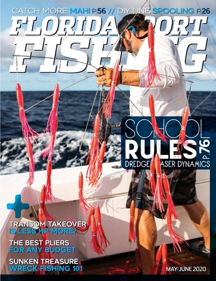 Florida Sport Fishing Cover - 5/1/2020