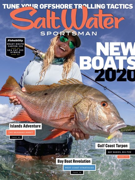 Salt Water Sportsman Cover - 5/1/2020