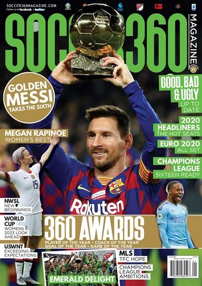 Soccer 360 Cover - 1/1/2020