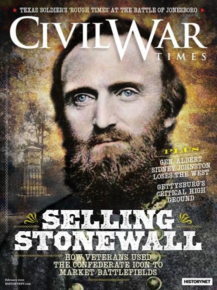 Civil War Times Cover - 2/1/2020
