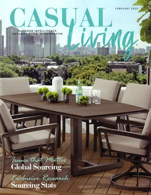 Casual Living Magazine | 2/2020 Cover
