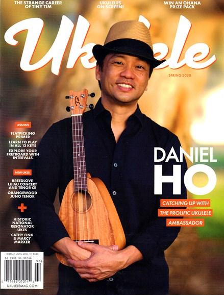 Ukulele Cover - 3/1/2020