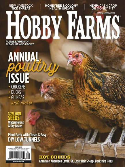 Hobby Farms Cover - 3/1/2020