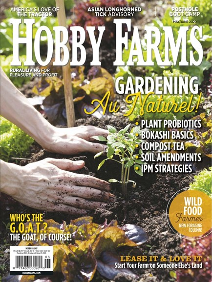 Hobby Farms Cover - 5/1/2020