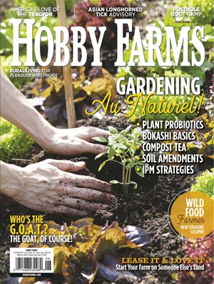 Hobby Farms | 5/2020 Cover