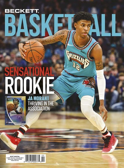 Beckett Basketball Cover - 2/1/2020