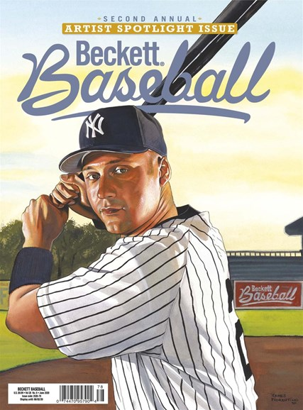 Beckett Baseball Cover - 6/1/2020