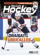Beckett Hockey Magazine 5/1/2020