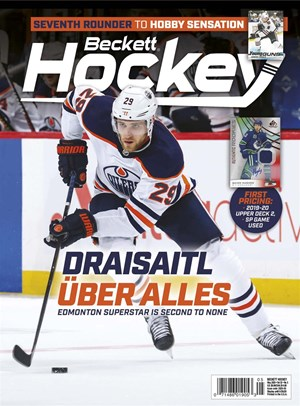 Beckett Hockey Magazine | 5/2020 Cover