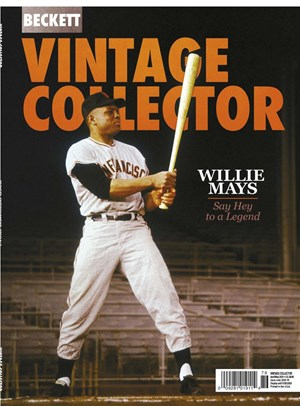 Beckett Vintage Collector | 4/2020 Cover