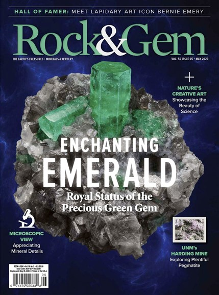 Rock & Gem Cover - 5/1/2020