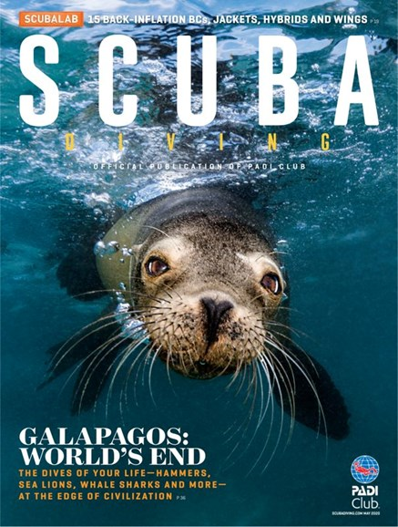 Scuba Diving Cover - 5/1/2020