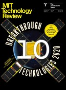 MIT Technology Review Magazine 3/1/2020