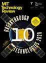 MIT Technology Review Magazine | 3/2020 Cover
