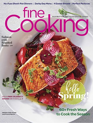 Fine Cooking Magazine | 4/1/2020 Cover