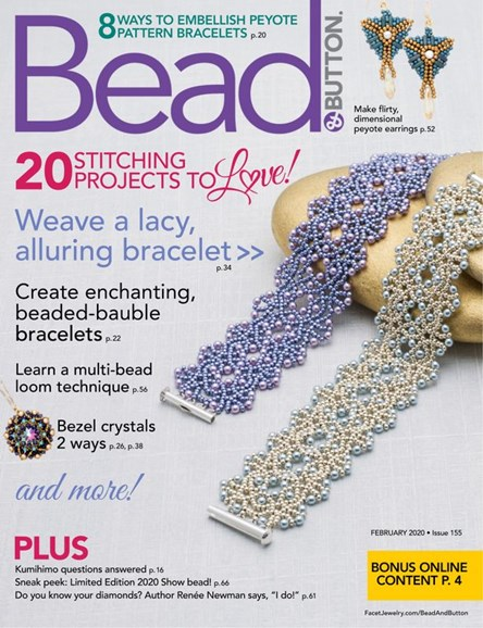 Bead & Button Cover - 2/1/2020