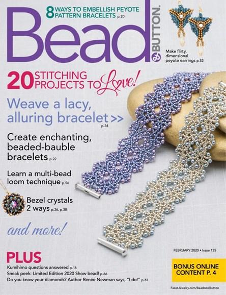 Bead & Button Cover - 2/1/2020