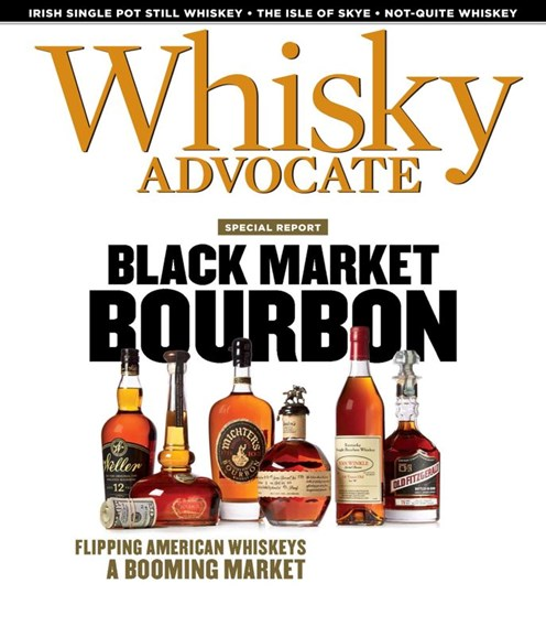 Whisky Advocate Cover - 3/1/2020