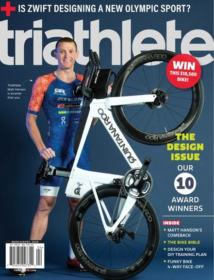 Triathlete Cover - 3/1/2020