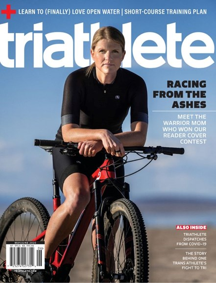 Triathlete Cover - 5/1/2020