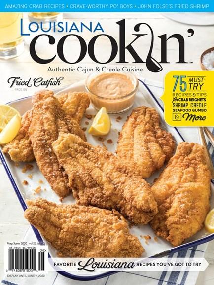 Louisiana Cookin' Cover - 5/1/2020