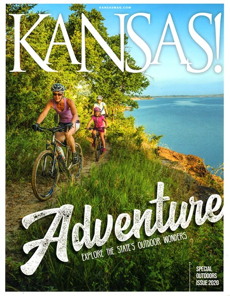 KANSAS! Cover - 3/1/2020