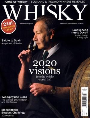 Whisky Magazine | 3/2020 Cover