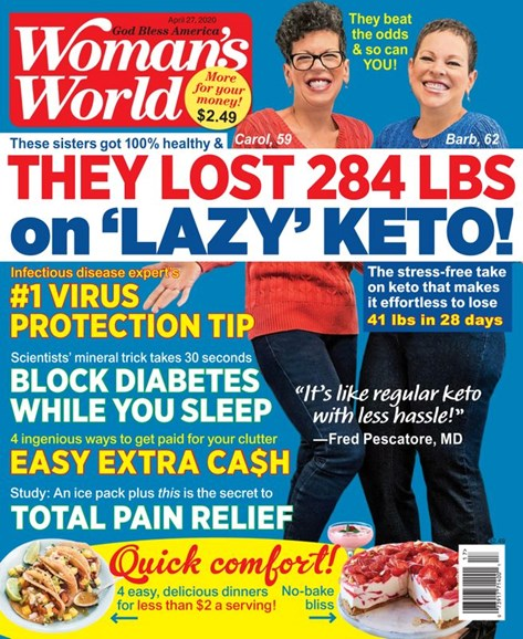 Woman's World Cover - 4/27/2020