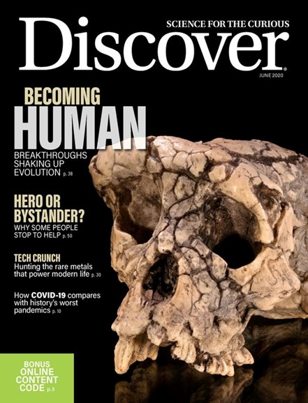 Discover Cover - 6/1/2020