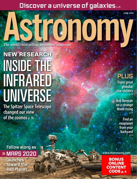 Astronomy Cover - 6/1/2020