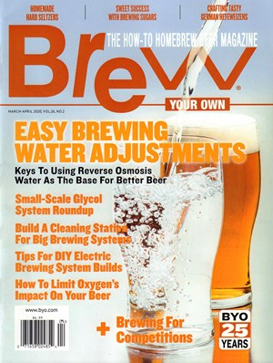 Brew Your Own | 3/2020 Cover