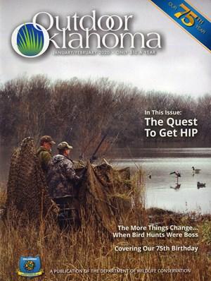 Outdoor Oklahoma Magazine | 1/2020 Cover