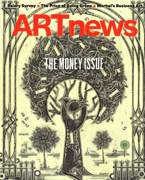 ARTnews Cover - 3/1/2020