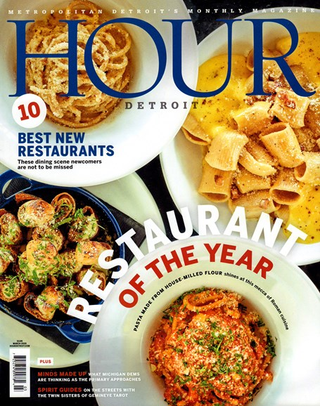 Hour Detroit Cover - 3/1/2020
