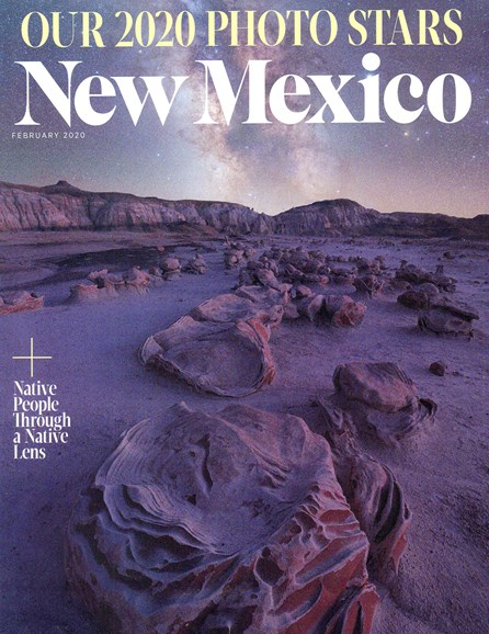 New Mexico Cover - 2/1/2020