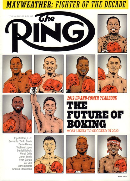 The Ring Cover - 4/1/2020