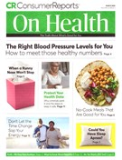 Consumer Reports On Health Magazine 3/1/2020