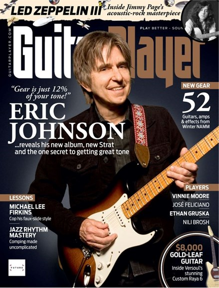 Guitar Player Cover - 4/1/2020