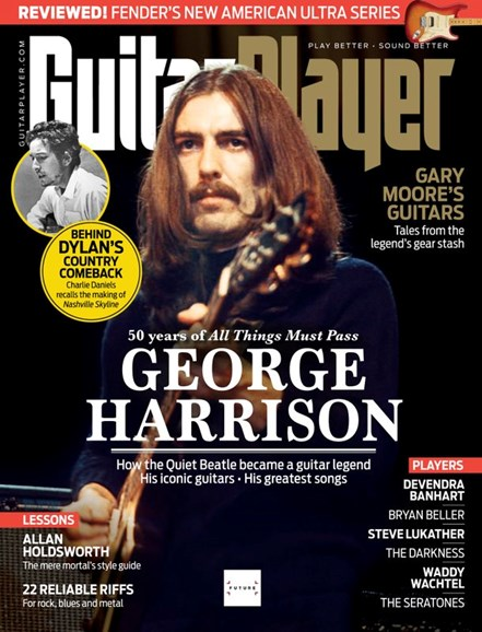 Guitar Player Cover - 2/1/2020