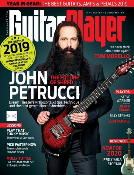 Guitar Player Cover - 1/1/2020