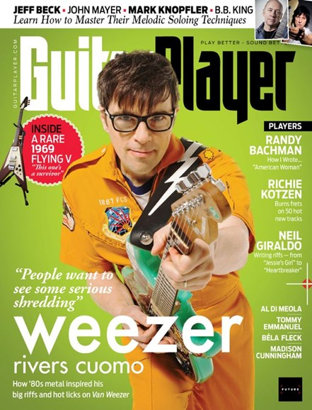 Guitar Player Cover - 6/1/2020