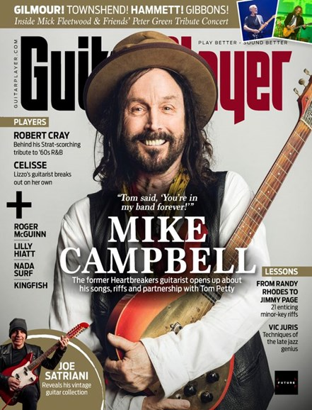 Guitar Player Cover - 5/1/2020