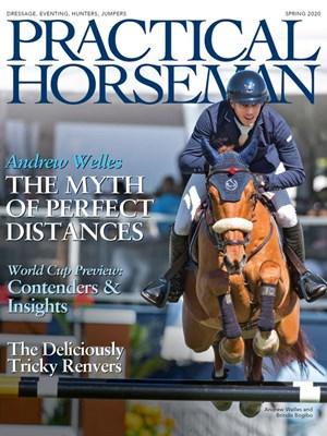 Practical Horseman Magazine | 3/2020 Cover
